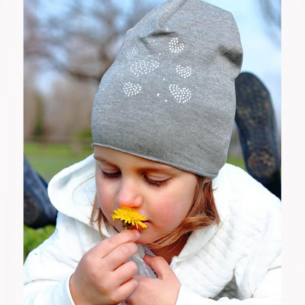 Cappello da bambina modello
