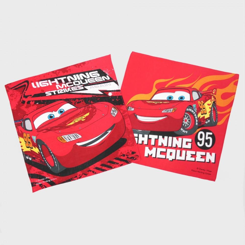 Cars - Due fazzoletti di cotone Disney Variante 95