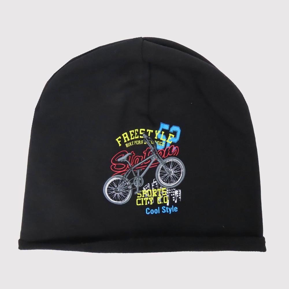 RIDE - cappello jersey con stampa (6-10A) nero