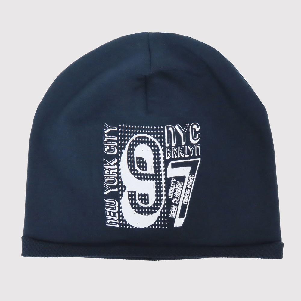 DAPPER - cappello jersey con stampa (6-10A)