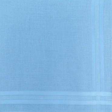 Pastello - fazzoletto di cotone da uomo tinta unita