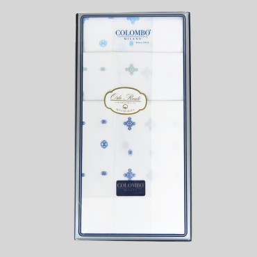 Lord - white handkerchiefs with baroque motifs front box