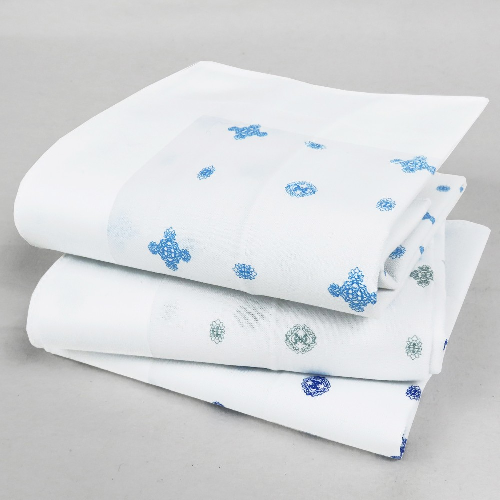 Lord - white handkerchiefs with baroque motifs