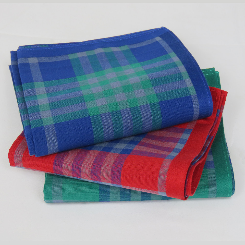 Scozia - fazzoletti tartan