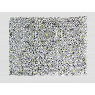 Piegata - Sciarpe primaverili estive - sciarpa foulard in cotone maculata