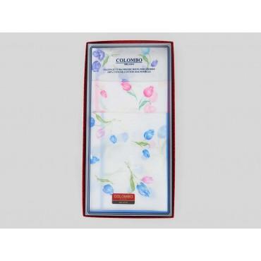 Box front - Grazia - handkerchiefs with tulips