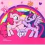 Dettaglio - My Little Pony - fazzoletto di cotone per bambini