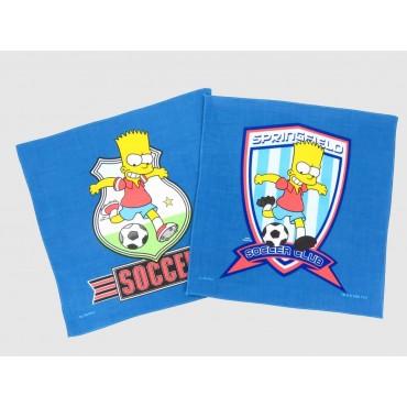 Varianti - Simpson - fazzoletti di cotone con Bart