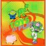 Buzz e amici - Toy Story - fazzoletto di cotone Disney Pixar