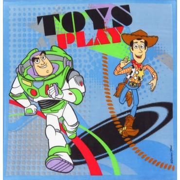 Blu - Toy Story - fazzoletto di cotone Disney Pixar