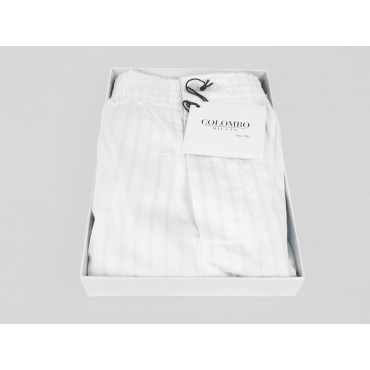 Open box - Kent - Boxer for men in white cotton