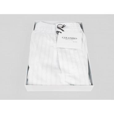 Open box - Kent - Boxer for men in white cotton