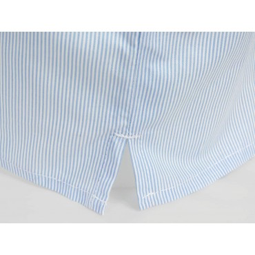 Slit - Kent - Men's striped boxer shorts in strong cotton