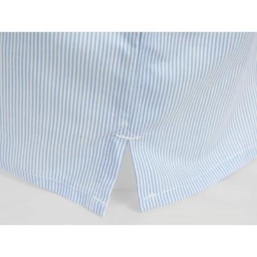 Slit - Kent - Men's striped boxer shorts in strong cotton