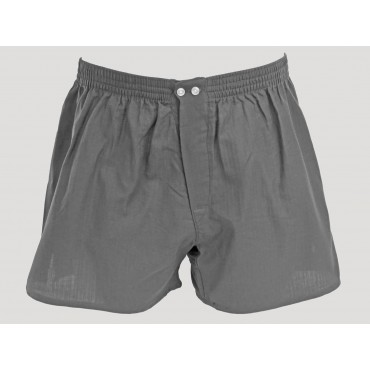 Kent - Boxer da uomo in cotone grigi