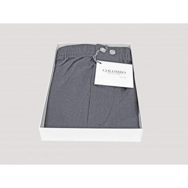 Kent open box - Men's gray cotton boxers