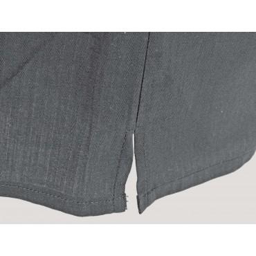 Kent slit - gray men's boxers