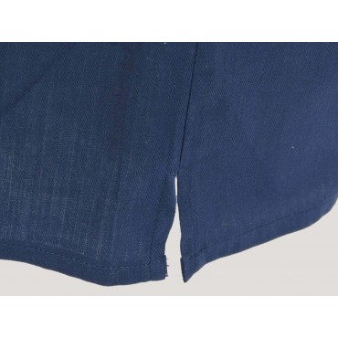 Kent slit - blue men's boxer shorts