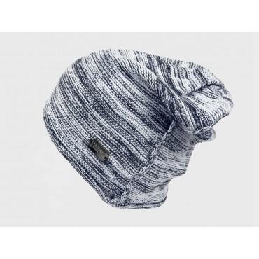 Blu- Cappello da uomo bicolore casual