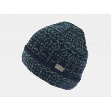 verde - Cappello da uomo motivi geometrici