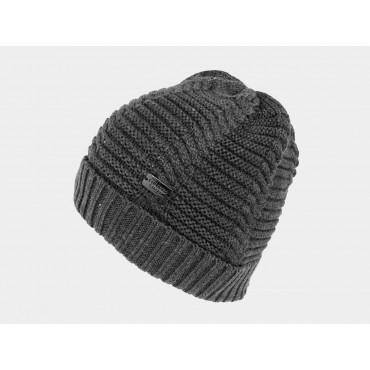 Grigio - Cappello da uomo a spicchi