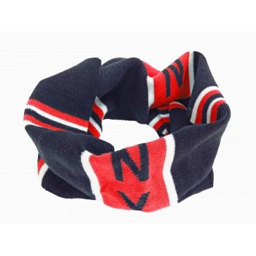 rossa - sciarpa da bimbo NEW YORK