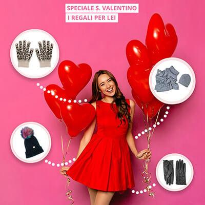 5 idee regalo san valentino per lei