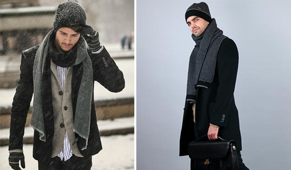 Accessori invernali cappello e berretto da uomo