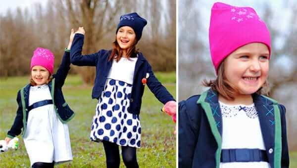 come vestire i bambini ai primi freddi