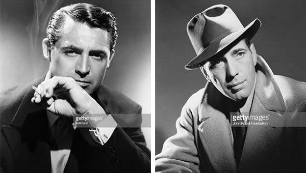 Gentleman anni 40 e 50