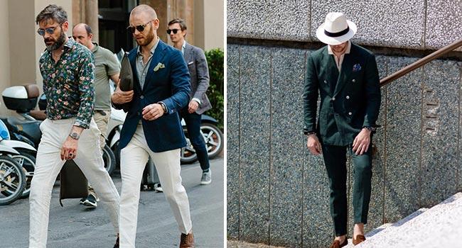 fazzoletto da taschino senza cravatta