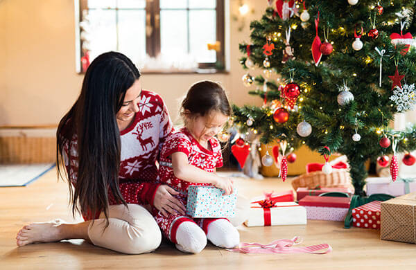 Scambiarsi i regali a Natale