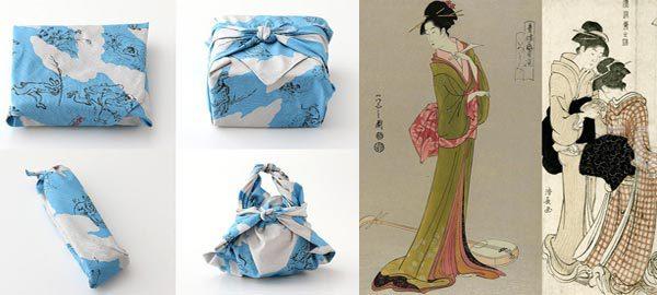 Fazzoletti giapponesi: Furoshiki