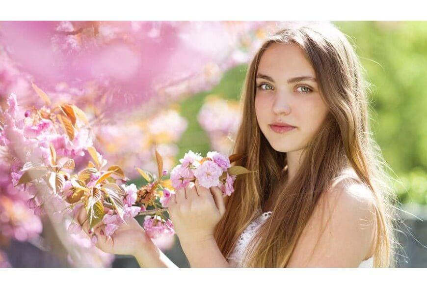 Le fantasie floreali per la primavera... spring time!